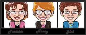 The Honey Bunch - Paulette, Honey , Gini